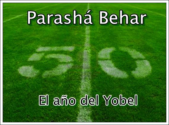 Parasha Behar